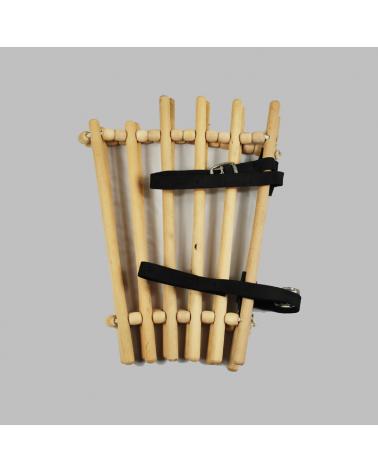 Collier de bois – Padd